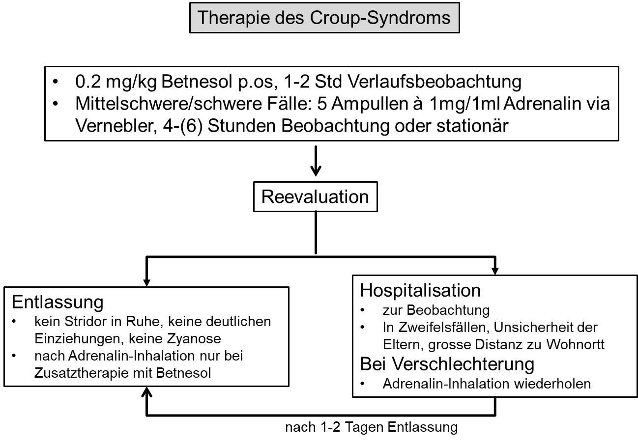 Croup-Syndrom :: Kispi-Wiki